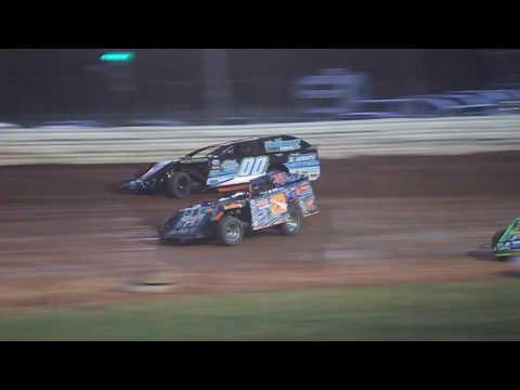 1/2 ABC Raceway Modified Heat 8-6-2016 Jeff Spacek
