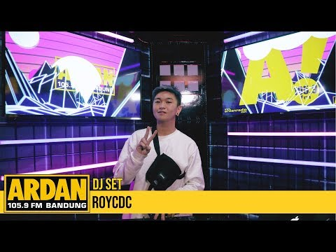ROYCDC (SHOCKAHOLIC) - ARDAN RADIO