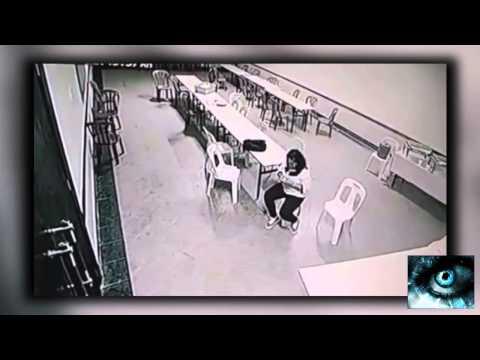Cámaras de seguridad de un hotel en Malasia captan un aterrador ataque fantasmal
