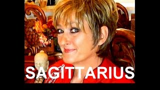 SAGITTARIUS - SEPTEMBER 2014 Astrology Forecast - Karen Lustrup
