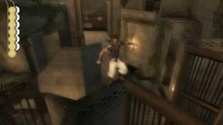 Prince of Persia - Les Sables du Temps - La chute d