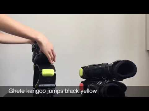 captuseala ghete kangoo jumps