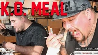 LUNCH WITH ANDY RUIZ | WHAT HE EATS FOR THAT KNOCKOUT POWER