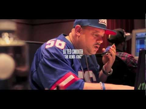 TED SMOOTH NEW YORK GIANTS SUPER BOWL ANTHEM Dir By @DONJAI