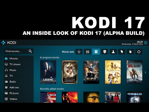 how to put pulse on kodi 17