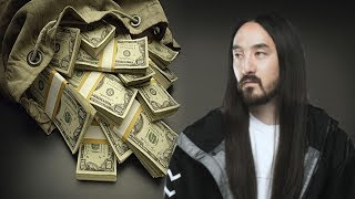 Rich Life of Steve Aoki and Facts (Electro house musician)
