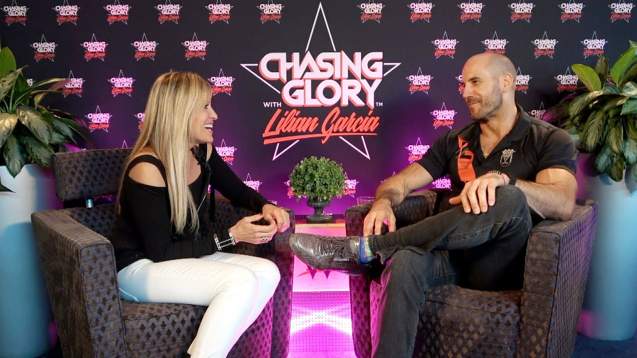 Lilian Garcia once thought Cesaro was Jason Statham ...