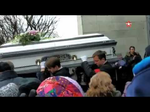 В Москве похоронили певицу Юлию Началову