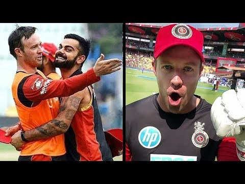 Rcb 2018 I Inside Dressing Room | Vivo Ipl Funny videos