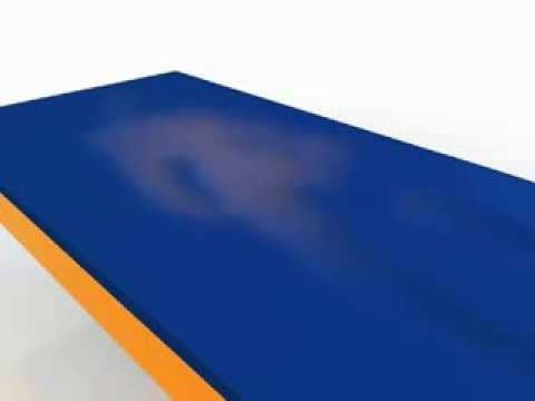 comfortgel support surface