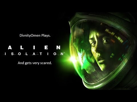 I suck at horror games, so I played one (Alien Isolation) |