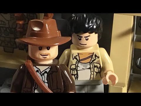 Lego Indiana Jones Raiders Of The Lost Ark