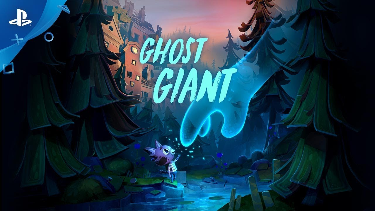 Ghost Giant | Launch Trailer | PS4 - YouTube