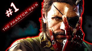 "Metal Gear Solid 5 Phantom Pain HINDI Gameplay Walkthrough Part 1 (PS4) ""PROLOGUE"""