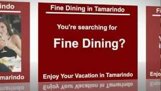 Fine Dining Restaurant Tamarindo Costa Rica