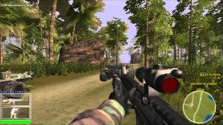 Retro Gameplay - Joint Ops (2004) PC video game