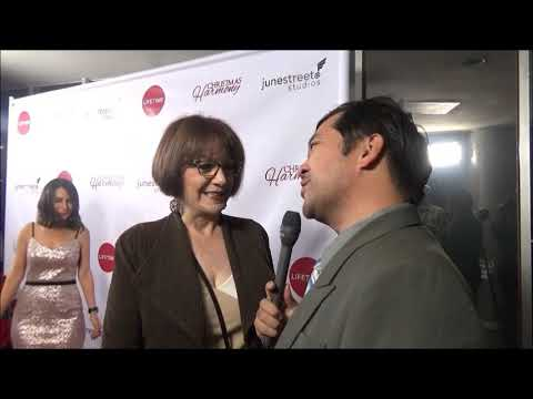 Christmas Harmony Movie.Christmas Harmony Lee Garlington Red Carpet Interview