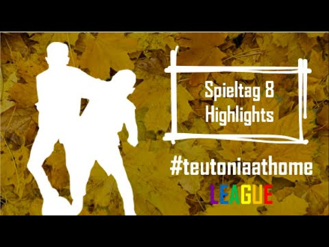 LEAGUE Spieltag 8 Highlights #teutoniaathome