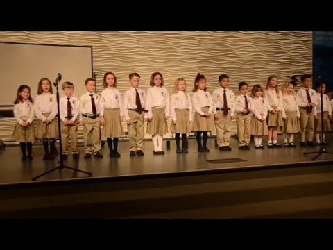 Ad Fontes Academy Kindergarten Class