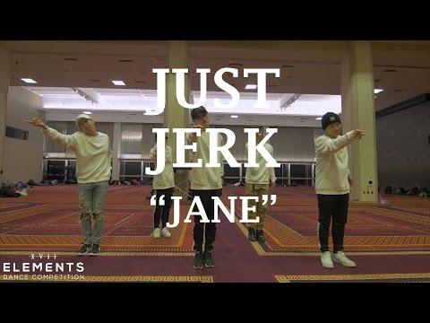Just Jerk  Jane  ELEMENTS XVII Workshops @justjerk