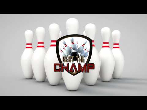 Beat The Champ 1-19-19 Rapids Bowling Center 3