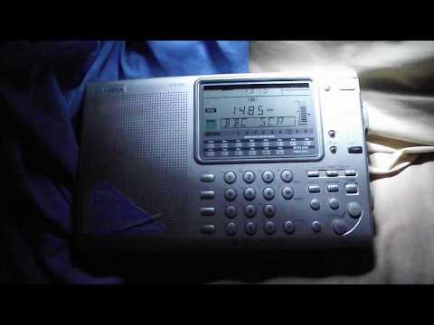 BBC Sussex medium wave off air - 1161 and 1485kHz