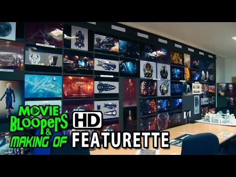 Download Guardians of the Galaxy (2014) Blu-ray Featurette - The Design