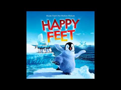 Happy Feet Soundtrack - Gia Ferrell - Hit Me Up (HQ) + Lyrics