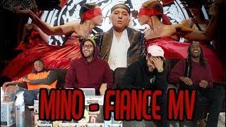 MINO(송민호) - '아낙네 (FIANCÉ)' M/V Reaction/Review