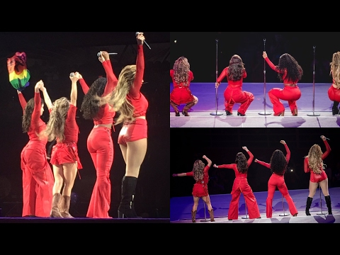 BEST PARTS OF FIFTH HARMONY 7/27 TOUR IN SAN ANTONIO