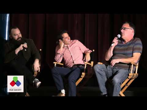 OCFS Screening of CAKE  Q&A w Director Daniel Barnz and Screenwriter Patrick Tobin