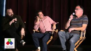 OCFS Screening Of CAKE - Q&A W/ Director Daniel Barnz And Screenwriter Patrick Tobin