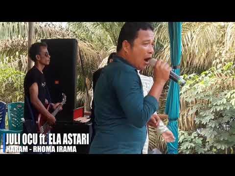 Omega Irama Band bersama Juli Ocu ft. Ela Astari | Haram - Rhoma Irama