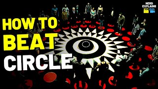 "How to Beat the DEATH GAME in ""CIRCLE"" (2015)"