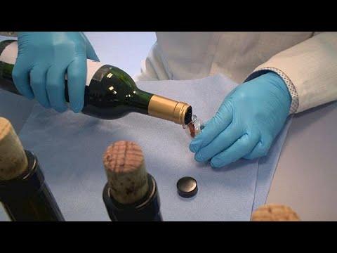 Um brinde às técnicas contra a contrafação do vinho - futuris