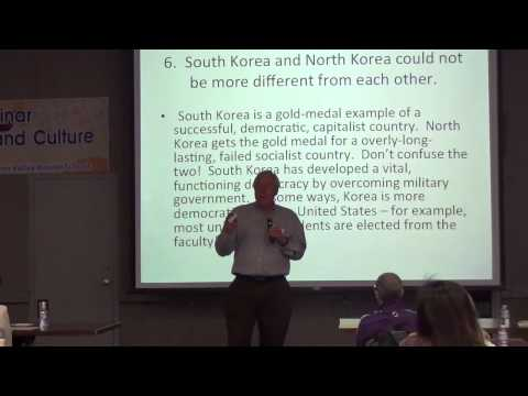 """What Americans Need to Know About Korea"" - 2013 Teacher Seminar on Korean History and Culture"
