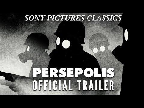 Persepolis | Official Trailer (2007)