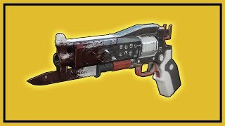 Destiny 2: Crimson, Exotic Hand Cannon - Is It Good?