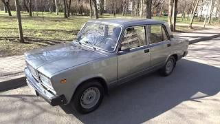 Обзор ВАЗ 2107 (Review Lada 2107)