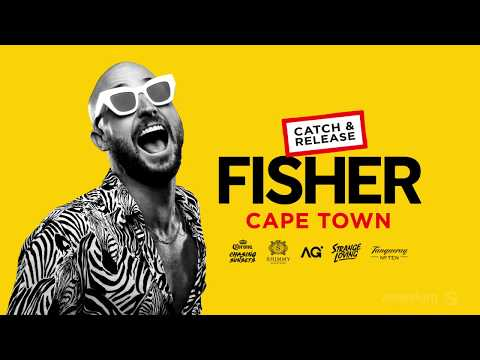 FISHER @ Shimmy Beach Club - Cape Town