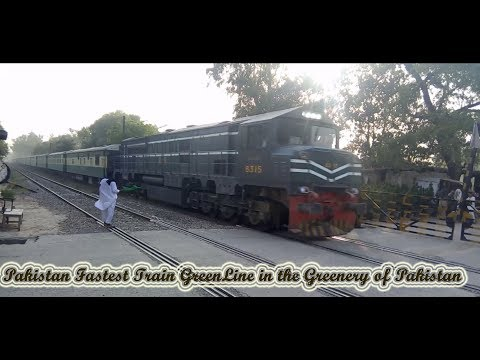 Train travel from Lahore to Karachi - Pakistan Forum
