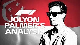 Ferrari's Undercut, Vettel's 'Risky Move' | Jolyon Palmer On The 2019 Singapore Grand Prix