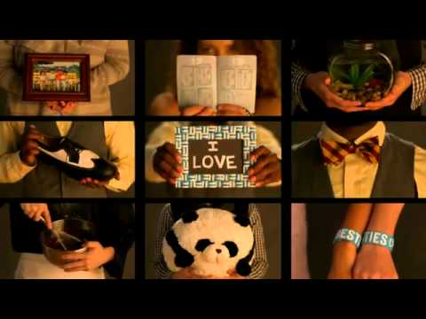 Broadjam Presents I Luv U by Cheryl B. Engelhardt