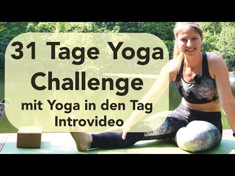 00 Intro | 31 Tage Morning Yoga Challenge | Yoga am Morgen | Schaffe eine Morgenroutine 🧘♀️