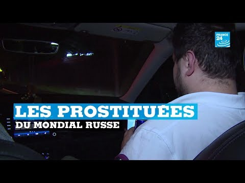 Russie : les prostituées du Mondial