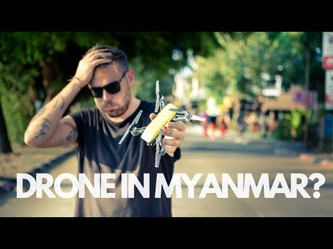 IS IT POSSIBLE TO BRING DRONE TO MYANMAR? Mp3