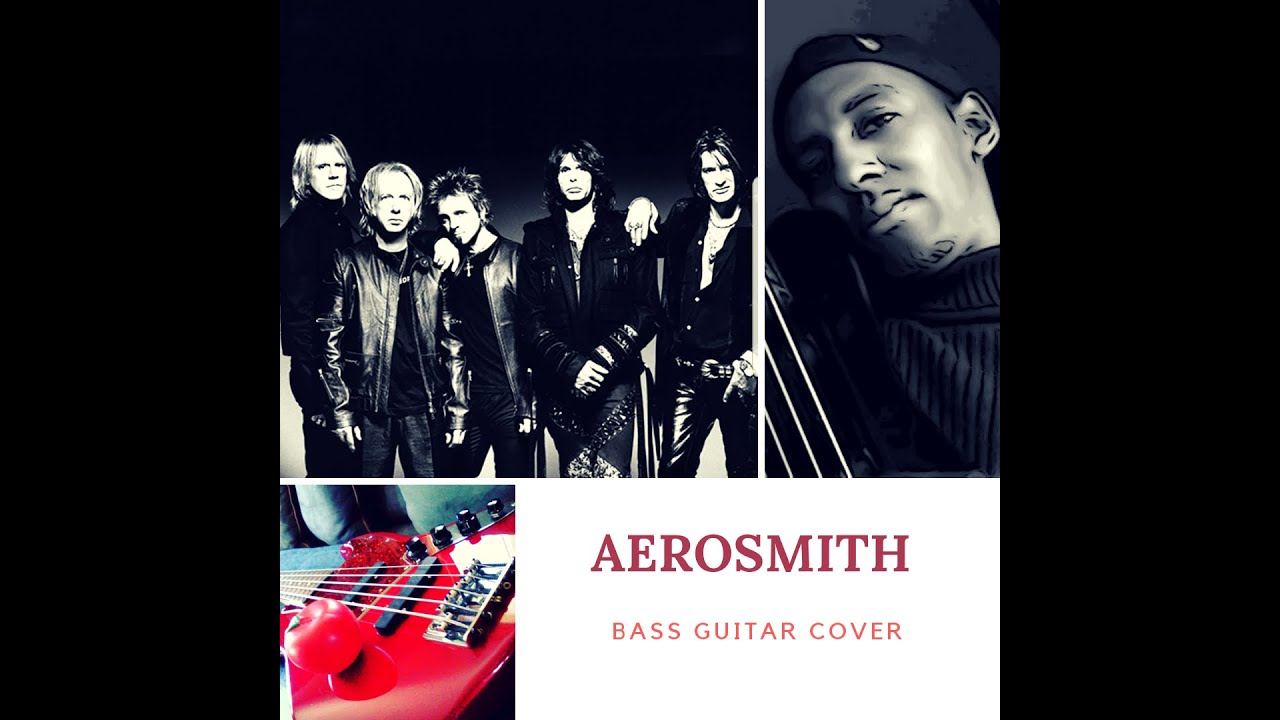 Sweet Emotion By Aerosmith Bass Cover Youtube