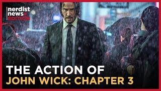How John Wick 3 Delivers Its Craziest Action Yet (Nerdist News Edition)