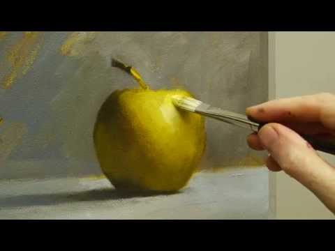 Acrylic painting techniques – Light & shade (Part 2 of 2)