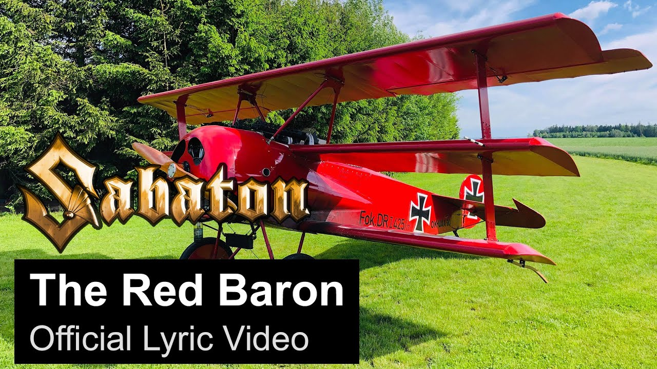 The Red Barom